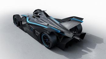 Nem cifrázta túl a Mercedes a villany-F1-be szánt kocsit