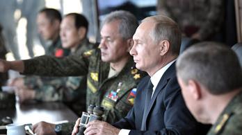 Az oroszok is kiszálltak a fegyverkezési megállapodásból