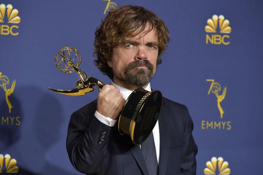 Ő a Trónok harca Tyrionjának gyönyörű felesége - Peter Dinklage 14 éve rajong érte