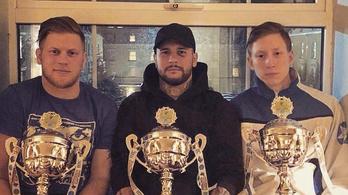 Öt magyar arany a kick-box világkupán