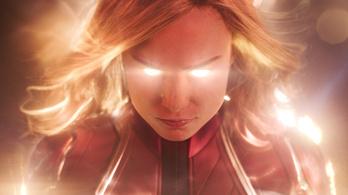 Marvel Kapitányra kár volt várni