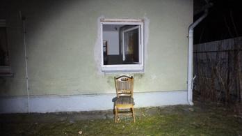 A fürdőszobában fogták el a betörőt Ercsiben