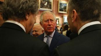 Pénzmosási botrányba keveredett Károly herceg alapítványa