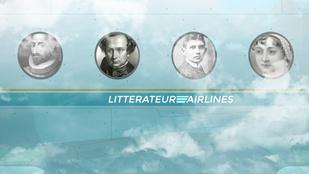 Járd be Európát a világirodalom nagy regényíróinak nyomában!