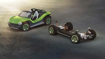 Bárki megkaphatja a Volkswagen villanyautó-alapjait