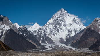 Klein Dávid és Suhajda Szilárd a K2-t veszi célba