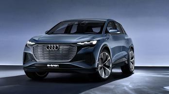 Q4 E-tron: az elérhető villany-Audi?