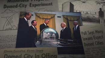 Majdnem megépült a futurisztikus képregényváros Amerikában