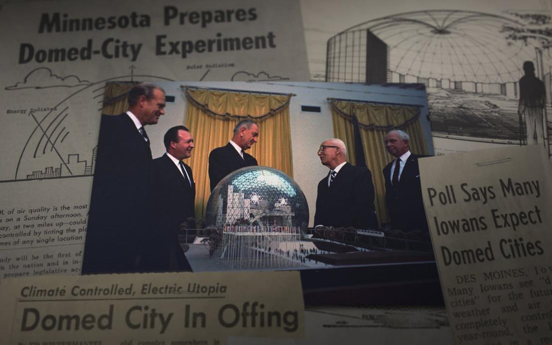 Experimental City Minnesota