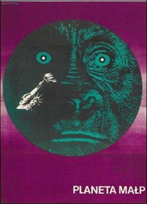 Taps az alkotónak, aki habár burkoltan, de lelövi a filmvégi nagy csavart, miszerint a majmok bolygója tulajdonképpen maga a Föld