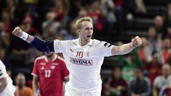Dán játékosai miatt kapott dán szponzort a Veszprém