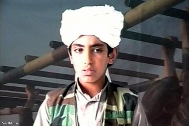 Osama bin Laden fia, Hamza egy dátummegjelelölés nélküli al-Kaida videón