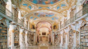 Nézz szét a világ legszebb könyvtáraiban! – Galéria!