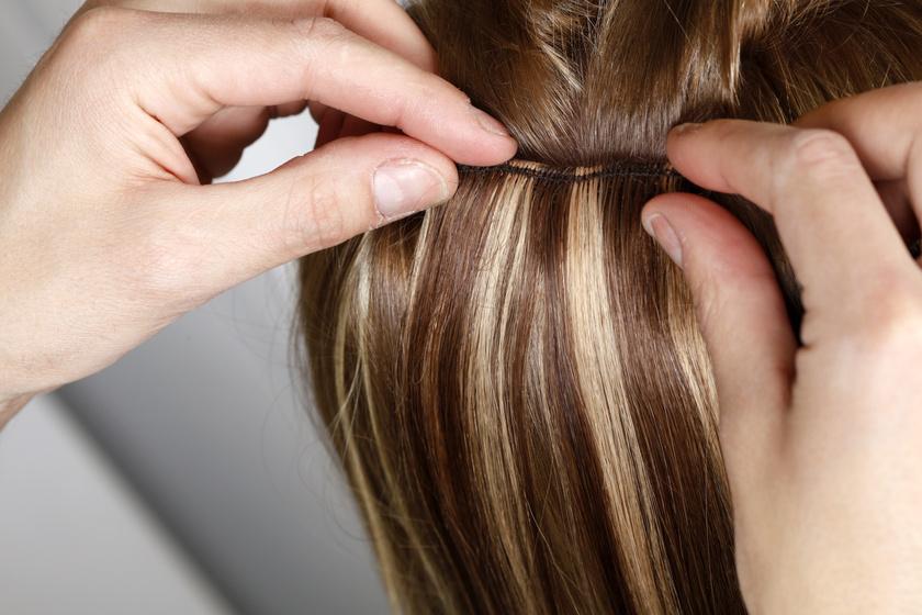 hajhosszabbítás póthaj (2)
