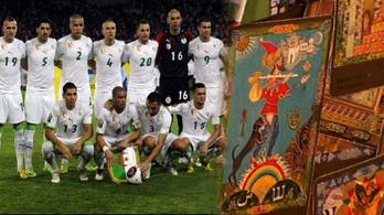 A Kelta Kereszt Algériát jósolja nyerőnek