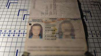 Irtó gagyi módszerrel hamisították meg a román lány útlevelét