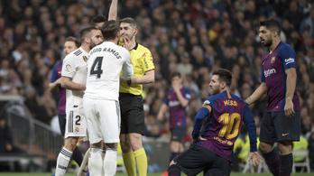A Real BL-meccsre, Ramos szabira megy