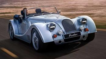 Plus Six: modern retró, BMW turbómotorral