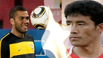 Nem nagy jóslat, Brazília nyer