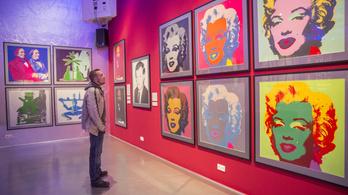 Ezt a kiállítást Marilyn Monroe sem tudja megmenteni