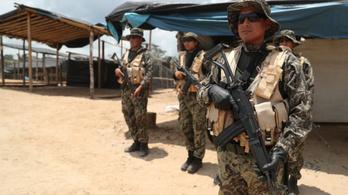 Peruban már katonákkal kell védeni az Amazonast