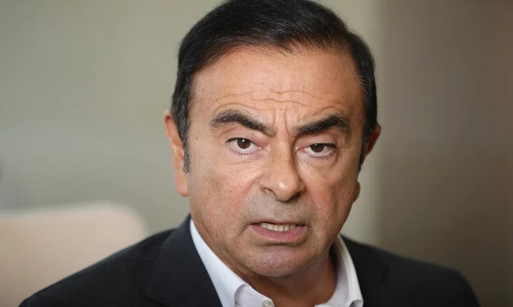 ghosn suit