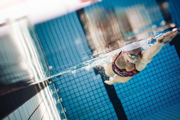 A 2016-os játékokon lehetett is látni a 4 x 100 méteres női gyorsváltó számnál a dán csapat színeiben.
