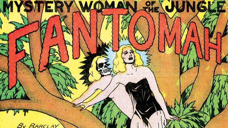 Az első szuperhősnő: mentsd meg a dzsungelt neglizsében