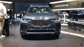 Ennél nagyobb BMW-t még nem láttunk