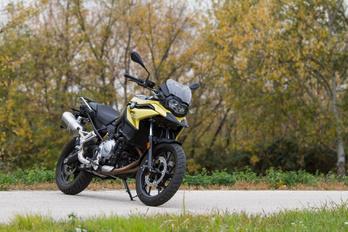 BMW F 750 GS BMW
