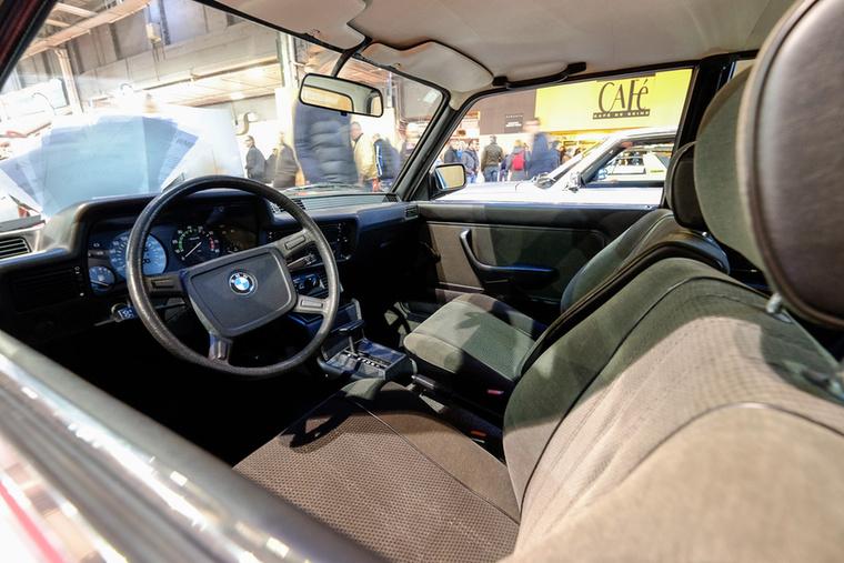 A BMW kis híján megszólalt, elvileg ugyanis csak 31 ezer kilométer volt benne