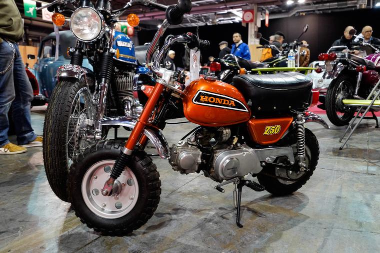 Egy 1974-es Monkey 3350 euróért