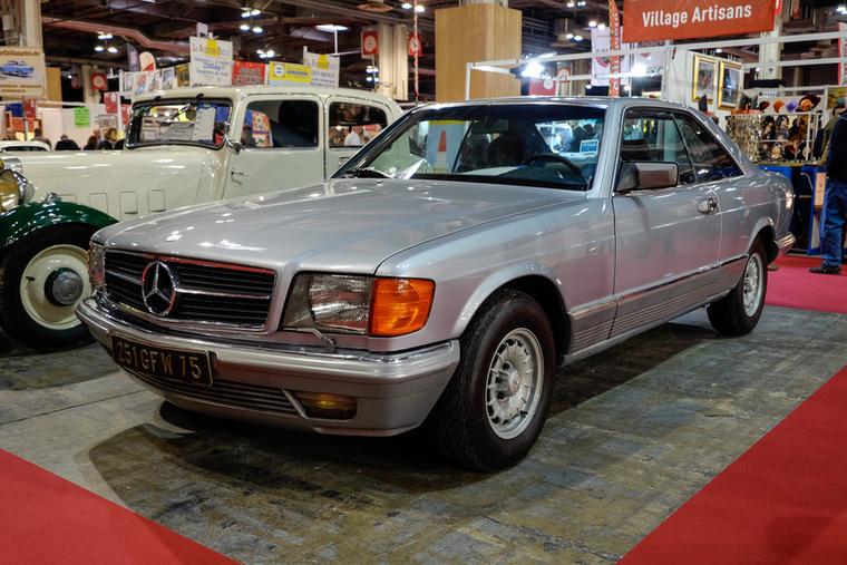 Alku előtt 12 800 euró volt ez a C126-os