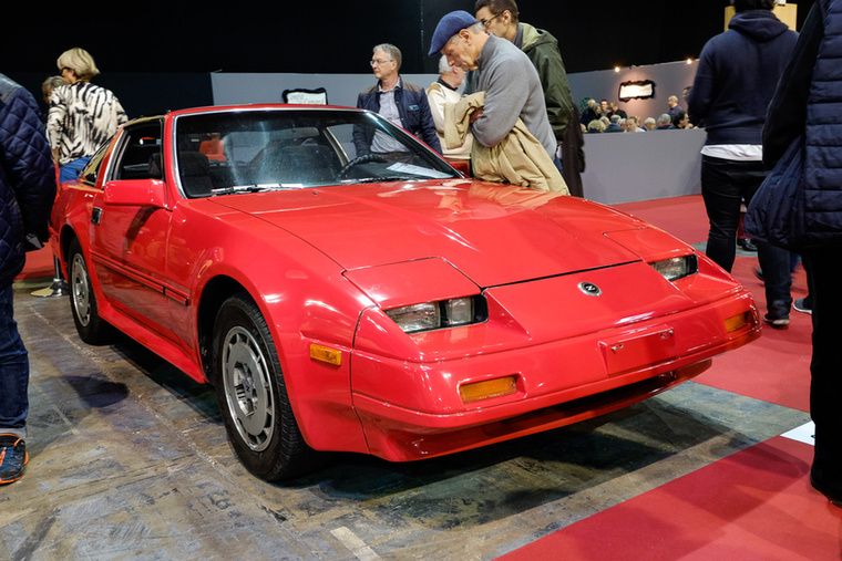 Nini, egy japán autó! Tíz euró híján 10 ezer euróba került az 1986-os Nissan 300ZX T-Roof V6