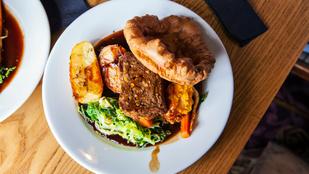 Ez lehet Anglia legolcsóbb pubja, ahol csak 1 font (366 forint) a Sunday Roast