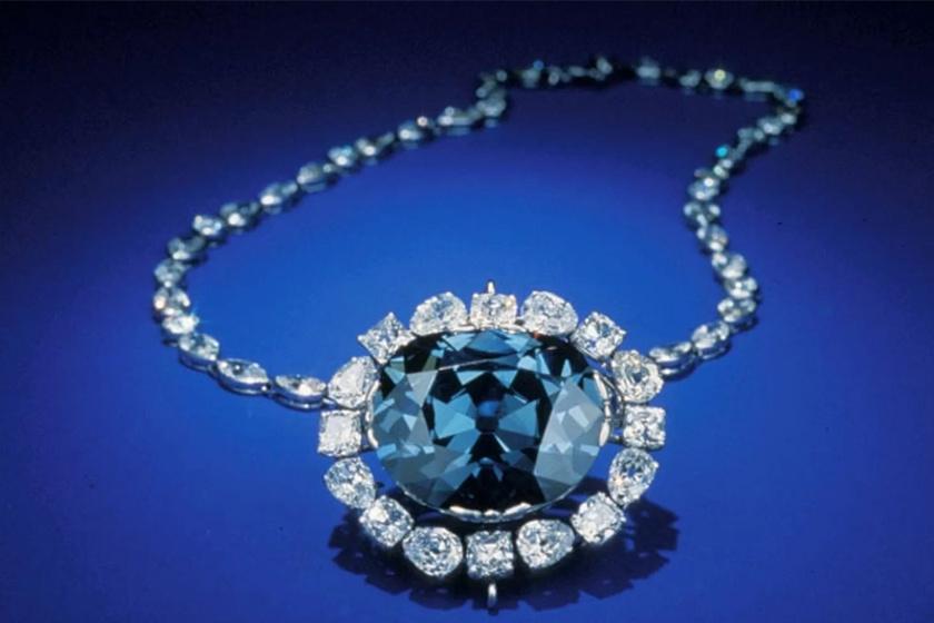 A Hope-gyémánt.