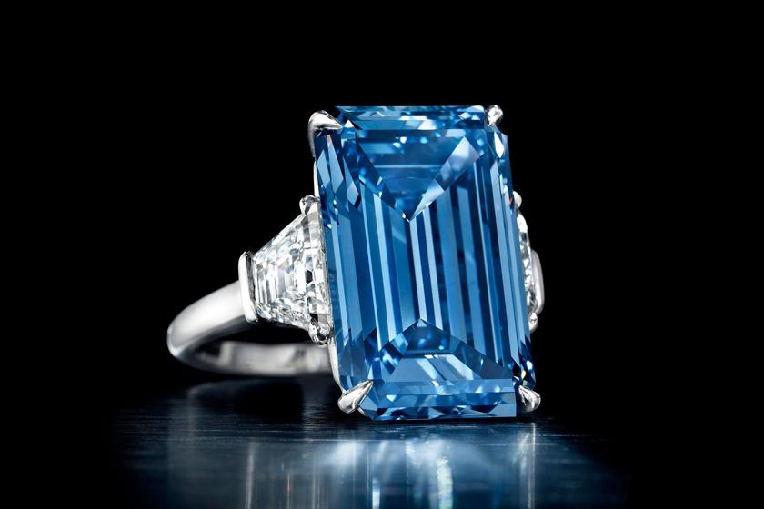 Az Oppenheimer-gyémánt.