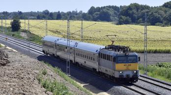 4 évet késtek a magyar vonatok tavaly
