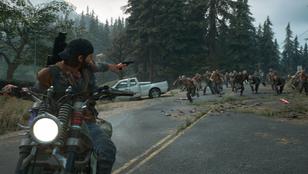 A kőkemény motoros esete a zombiapokalipszissel