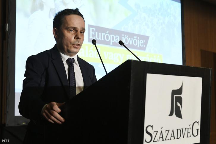 G. Fodor Gábor 2019. február 28-án.