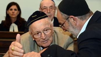Meghalt a legidősebb magyar holokauszt-túlélő