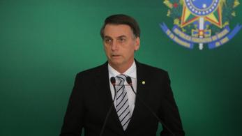 Pornóvideót osztott meg a brazil elnök a Twitteren