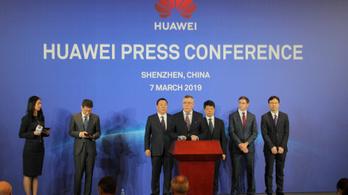 Beperelte a Huawei az Egyesült Államokat
