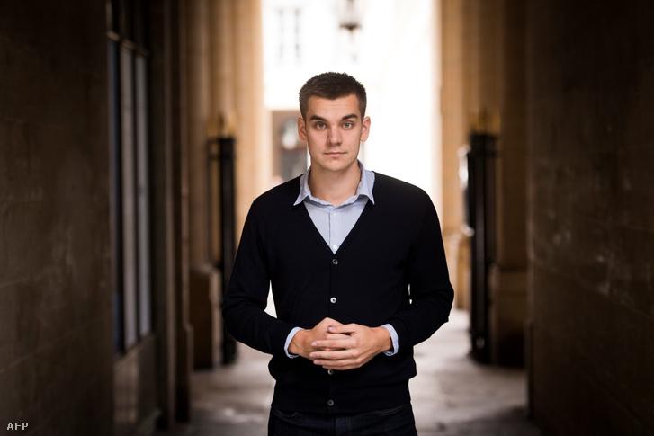 Markus Villing a Taxify alapító-vezérigazgatója