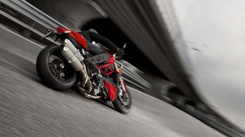 Jó hírek a V4-es Ducati nakedről