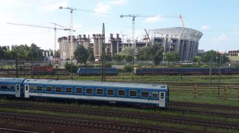 Hirtelen találtak plusz 1190 parkolóhelyet az új Puskás-stadion mellett