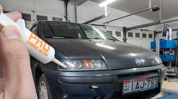 Totalcar Erőmérő: Fiat Punto 1.2 16V HLX