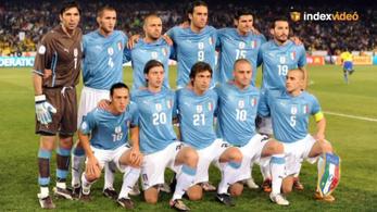 Jós: Papírforma olasz győzelem
