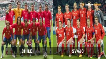 Jós: Chile simán veri Svájcot