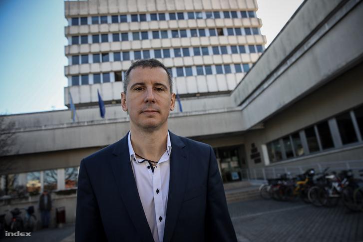 Nemény András az ellenzék polgármesterjelöltje